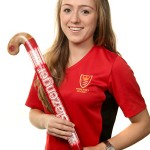 Mill Hill girls hockey captain