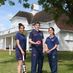 Mill Hill School's Middlesex Youth cricketers