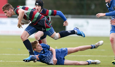 RGS Wycombe on the attack