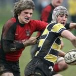 Hampton School in Daily Mail schools rugby action
